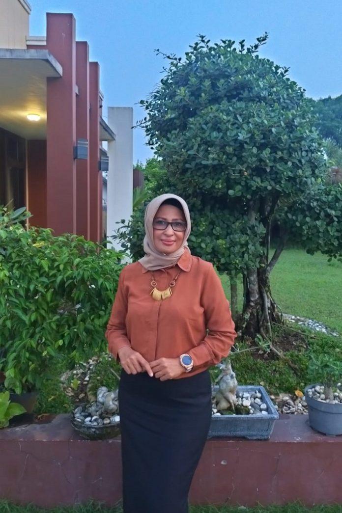 dr. Novita Sabjan, MM, mengubah Puskesmas menjadi layanan kesehatan yang manusiawi./foto:dok.pri