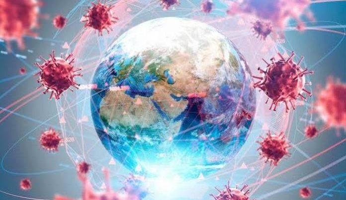 Pandemi Covid-19 melanda dunia./foto: iru.org